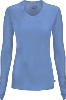 2626A Long Sleeve Underscrub Knit Tee-