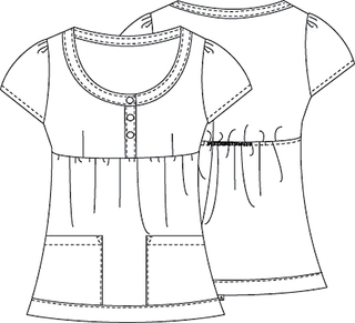 Baby Doll Top-Studio