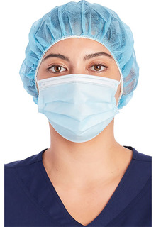 Box of 100 - 3 Ply Face Mask Disposable-PPE