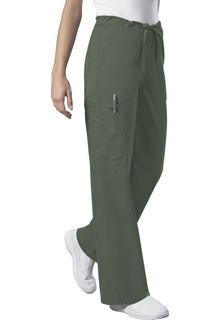 Core Unisex 5 Pocket Cargo Scrub Pants-Cherokee Workwear