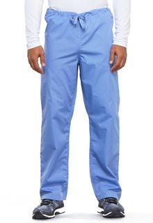 Originals 3 Pocket Unisex Drawstring Cargo Scrub Pants - 4100 | Short and Tall Sizes Available-Cherokee Workwear