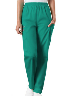 Cherokee Workwear WW Medical Natural Rise Tapered Pull-On Cargo Pant-Cherokee Workwear
