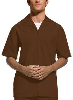 Mens Zip Front Jacket-Cherokee Workwear