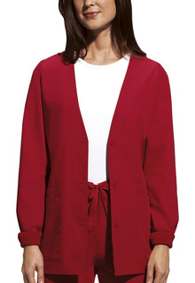 Cardigan Warm-Up Jacket-