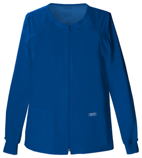 Zip Front Jacket-Cherokee Workwear
