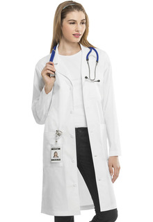 "40"" Unisex Lab Coat-Cherokee Workwear"