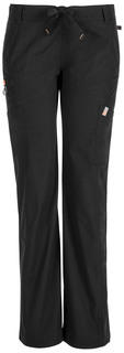 46000AB Low Rise Straight Leg Drawstring Pant-