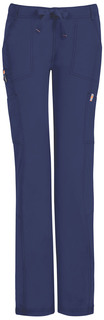 Code Happy Medical Bliss w/ Certainty Plus 46000AB Low Rise Straight Leg Drawstring Pant-Code Happy