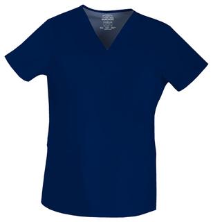 4757 V-Neck Top-Cherokee Workwear