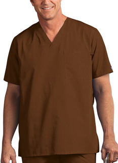 4780 Unisex V-Neck Top-Cherokee Workwear