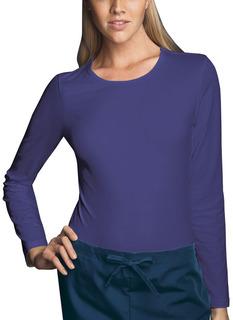 Long Sleeve Underscrub Knit Tee-Cherokee Workwear