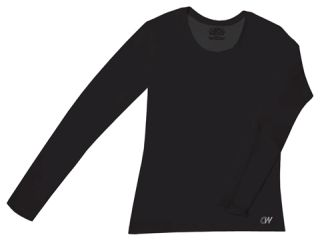 4975 Long Sleeve Underscrub Knit Tee-Cherokee Workwear