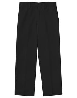 Boys Flat Front Adj. Waist Pant-Classroom Uniforms