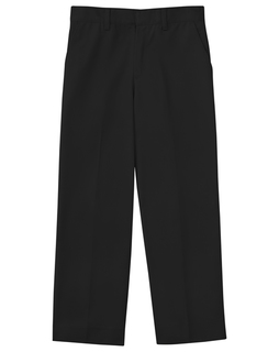 Boys Adj. Waist Flat Front Pant-Classroom Uniforms