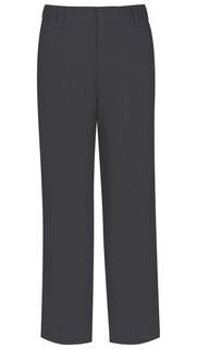 Boys Husky Flat Front Pant-Classroom Uniforms