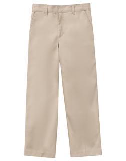 Preschool Unisex Flat Front Pant-Classroom Uniforms