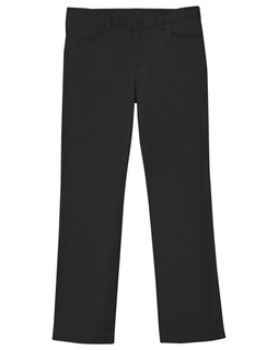 "51281A Girls Adj. Stretch ""Matchstick"" Leg Pant-Classroom Uniforms"