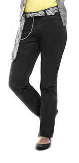 "Juniors Stretch ""Matchstick"" Leg Pant-"