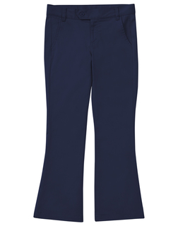 Jr Stretch Moderate Flare Leg Pant-Classroom Uniforms