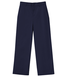 Girls Stretch Flat Front Pant-