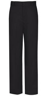 Girls Plus Flat Front Trouser Pant-