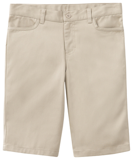 "Girls Plus Stretch ""Matchstick"" Short-"