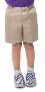 Preschool Unisex Flat Front Short-Classroom Uniforms