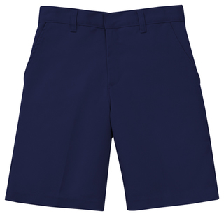 Boys Husky Flat Front Short-Classroom Uniforms