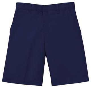 Boys Husky Flat Front Short-Classroom Uniforms