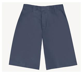 Easy Fit Flat Front Slim Short-