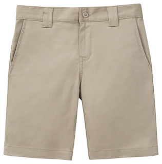 Boys Husky Stretch Slim Fit Short-