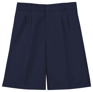 Boys Adj. Waist Pleat Front Short-Classroom Uniforms