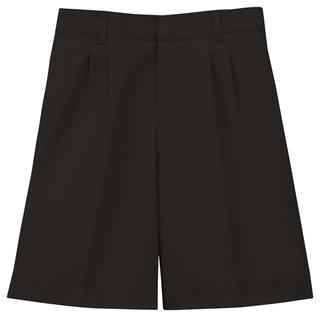 Mens Pleat Front Short-Classroom Uniforms