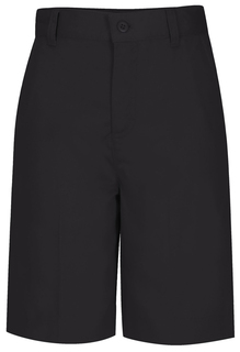 Juniors Flat Front Short-