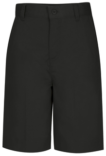 Missy Flat Front Short-Classroom Uniforms