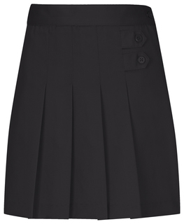 Girls Pleated Tab Scooter-Classroom Uniforms