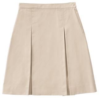 55794 Longer Length Kick Pleat Skirt-