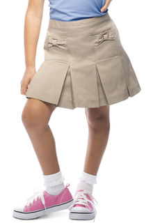 Bow Pocket Scooter-Classroom Uniforms