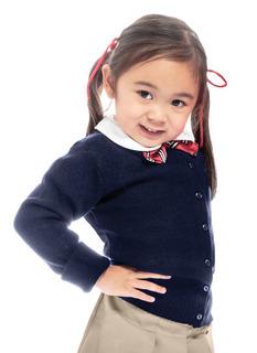 Girls Cardigan Sweater-
