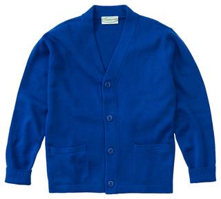 Youth Unisex Cardigan Sweater-Classroom Uniforms