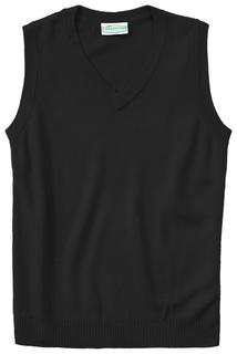 Adult Unisex V-Neck Sweater Vest-
