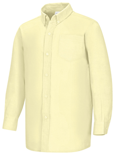 Boys Long Sleeve Oxford Shirt-
