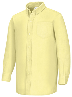 Boys Long Sleeve Oxford Shirt-Classroom Uniforms