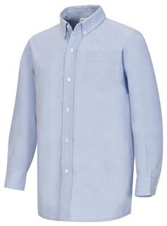 Boys Husky L/S Oxford Shirt-
