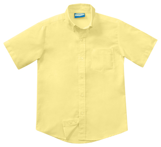 57662 Boys Short Sleeve Oxford-Classroom Uniforms