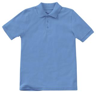Youth Unisex Short Sleeve Pique Polo-Classroom Uniforms