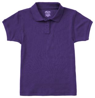 Junior SS Fitted Interlock Polo-Classroom Uniforms