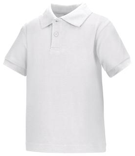 Preschool Unisex SS Interlock Polo-Classroom Uniforms