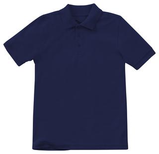 Preschool Unisex Short Sleeve Pique Polo-Classroom Uniforms