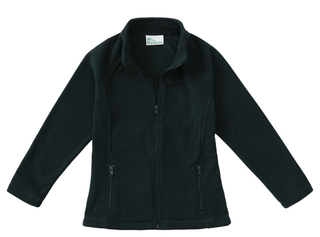 Junior Fitted Polar Fleece Jacket-Classroom Uniforms